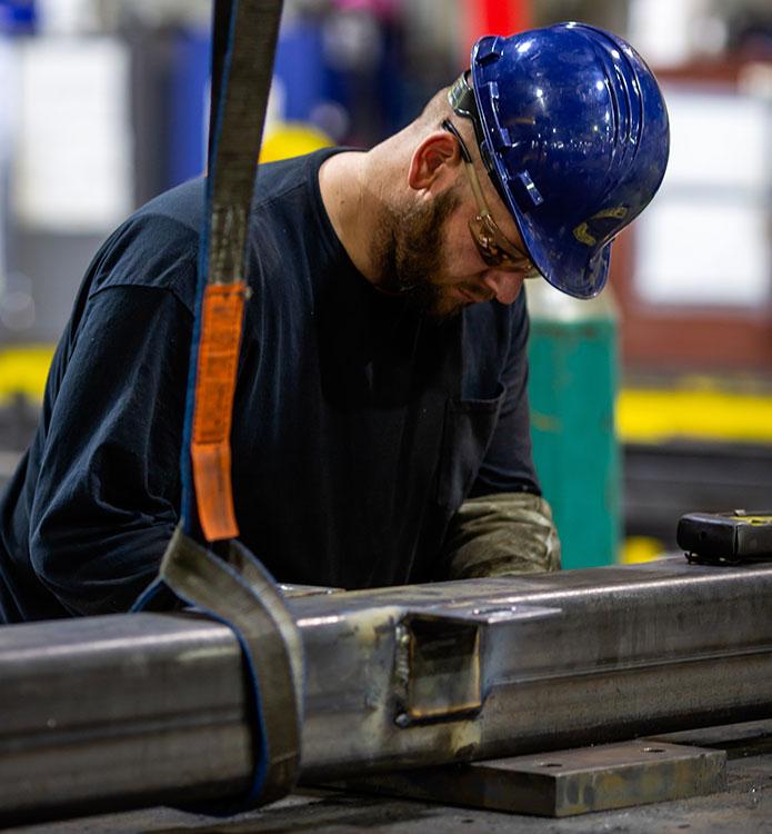 Blair manufacturing